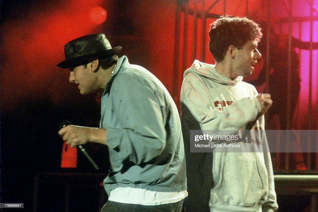 Photo of Beastie Boys