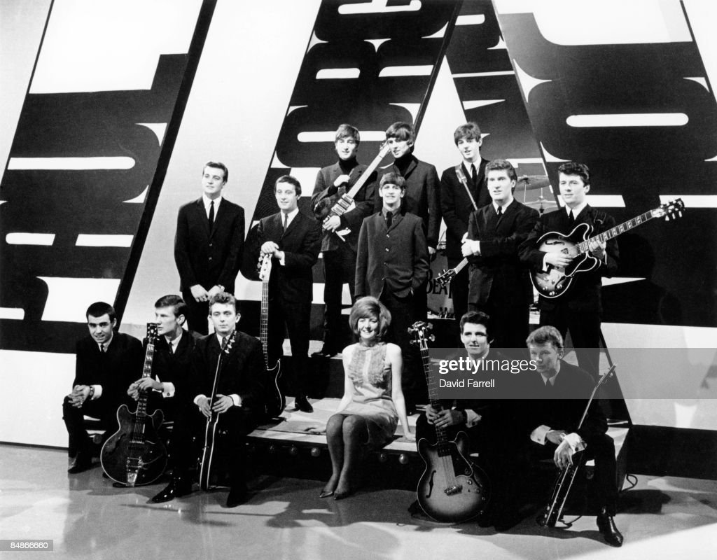 Photo of BEATLES and SEARCHERS and Cilla BLACK and Billy J KRAMER : News Photo