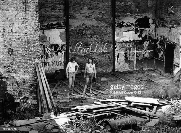 Photo of BEATLES and STAR CLUB and VENUES and 60's STYLE Demolition of the Star Club The club opened 13th April 1962 Initially operated by Manfred...