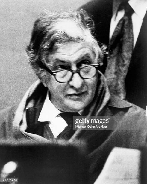 Photo of Bernard Herrmann Photo by Michael Ochs Archives/Getty Images
