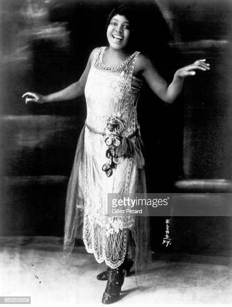 Photo of Bessie SMITH Posed full length portrait of Bessie Smith