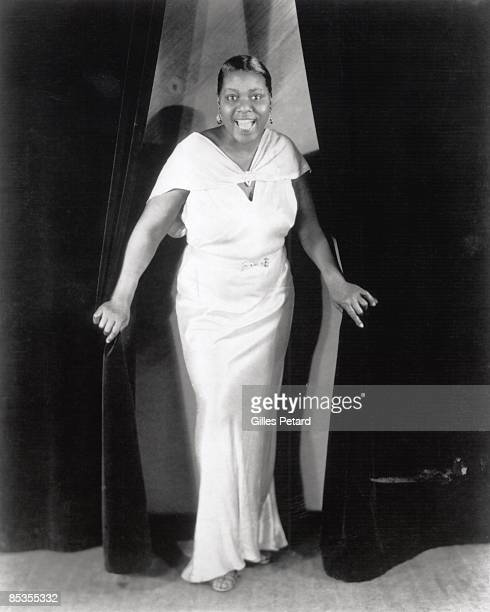 Photo of Bessie SMITH Posed portrait of Bessie Smith full length