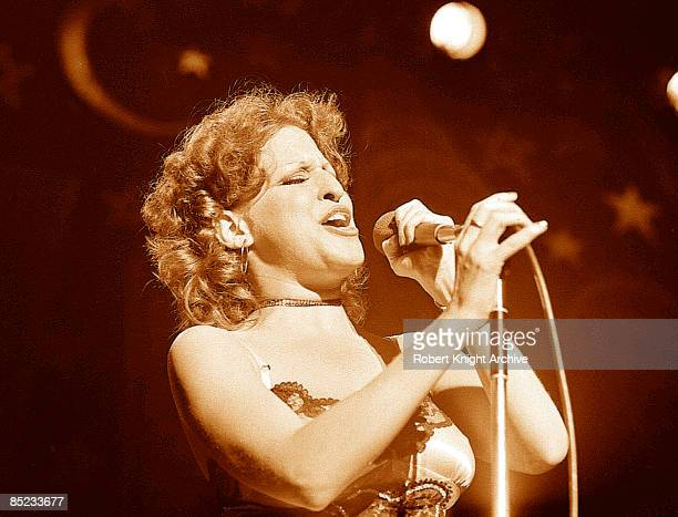 USA Photo of Bette MIDLER