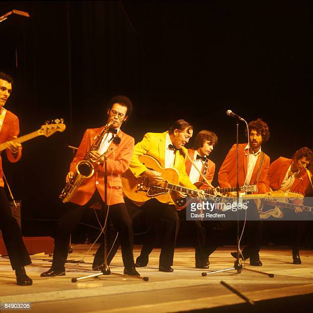 Photo of Bill HALEY Bill Haley performing on stage