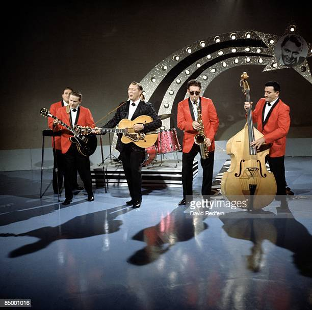 STARS Photo of Bill HALEY with the Comets Premium Image