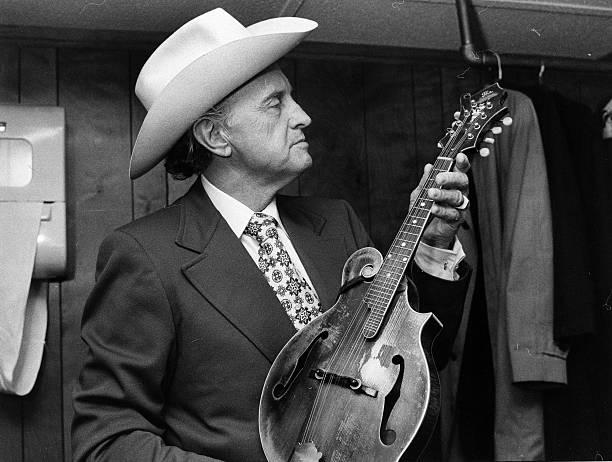 """KY: 13th September 1911 - """"Father of Bluegrass"""" Bill Monroe Born"""