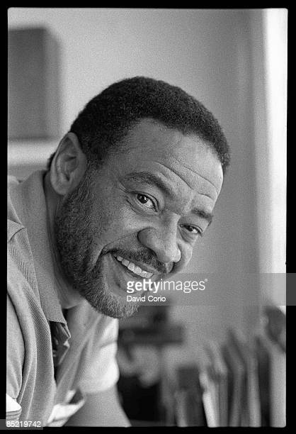 Photo of Bill WITHERS; Bill Withers in Los Angeles 20 June 1985