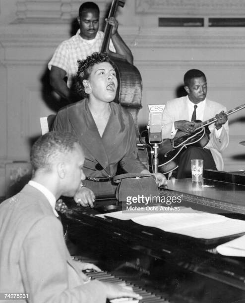 Photo of Billie Holiday Photo by Michael Ochs Archives/Getty Images