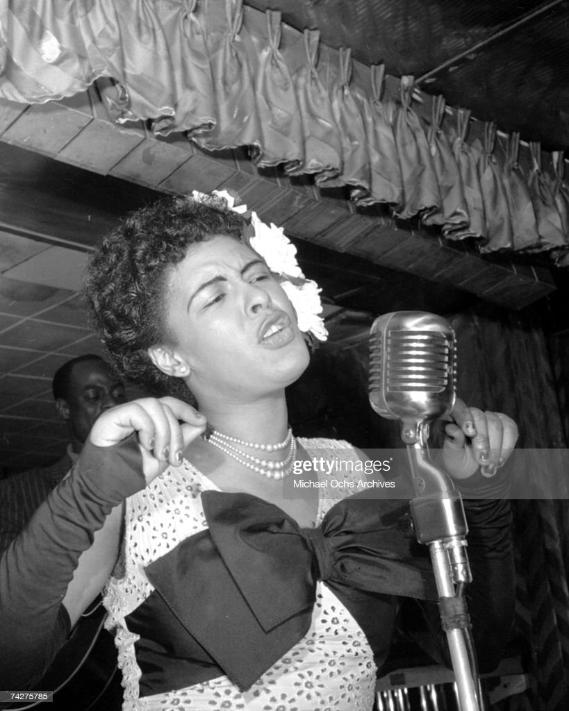 Photo of Billie Holiday : News Photo