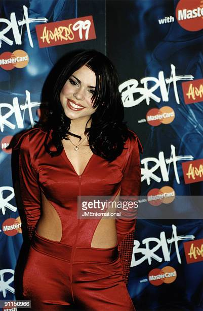 ARENA Photo of Billie PIPER Portrait of Billie Piper at the Brit Awards