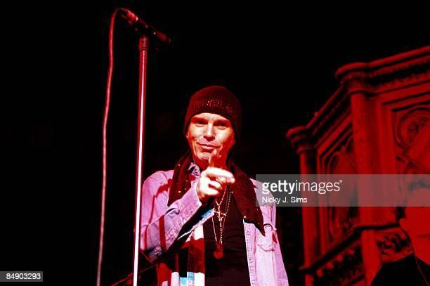 CHAPEL Photo of Billy Bob THORNTON
