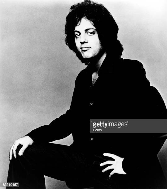 Photo of Billy JOEL, Editorial Use Only - No Commercial Use Permitted