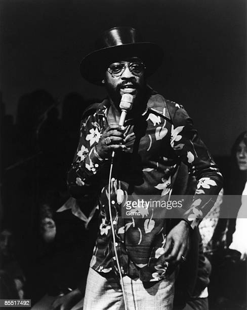 Photo of Billy PAUL Billy Paul performing on stage