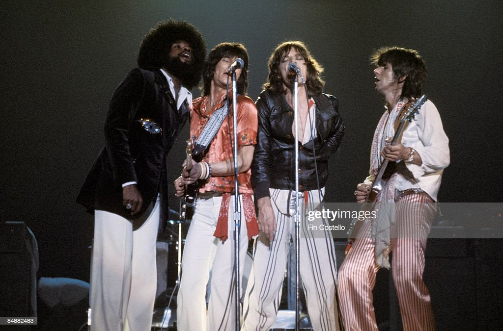 Photo of Billy PRESTON and ROLLING STONES : News Photo