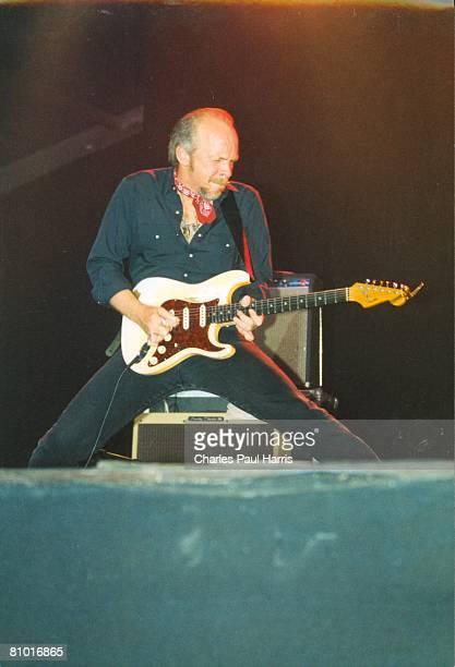 Photo of Blasters & Phil Alvin at the Belgium RNB Festival, Peer, Belgium 2003