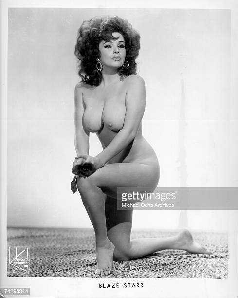 Photo of Blaze Starr Photo by Michael Ochs Archives/Getty Images