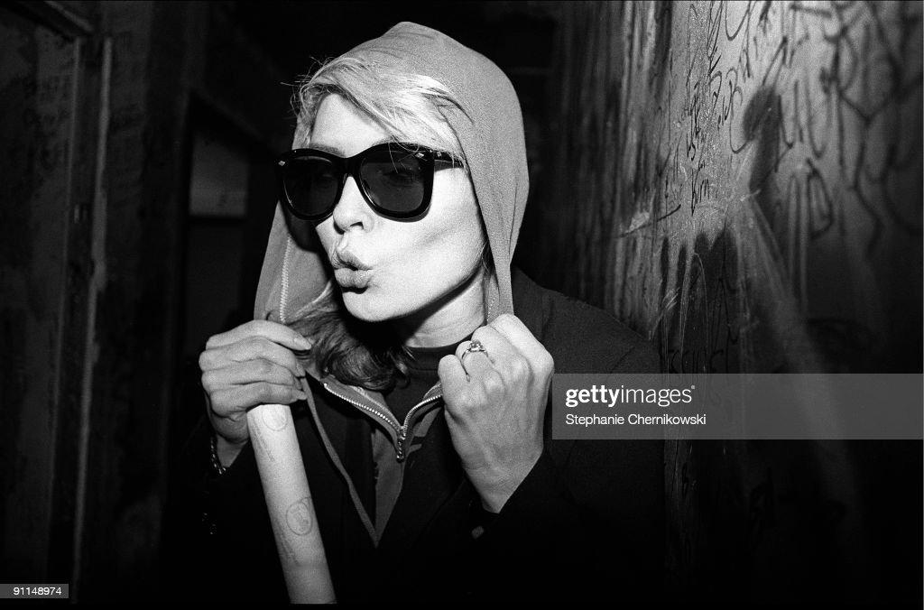 S Photo of BLONDIE, Debbie Harry
