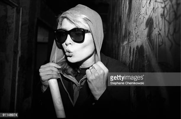 S Photo of BLONDIE Debbie Harry