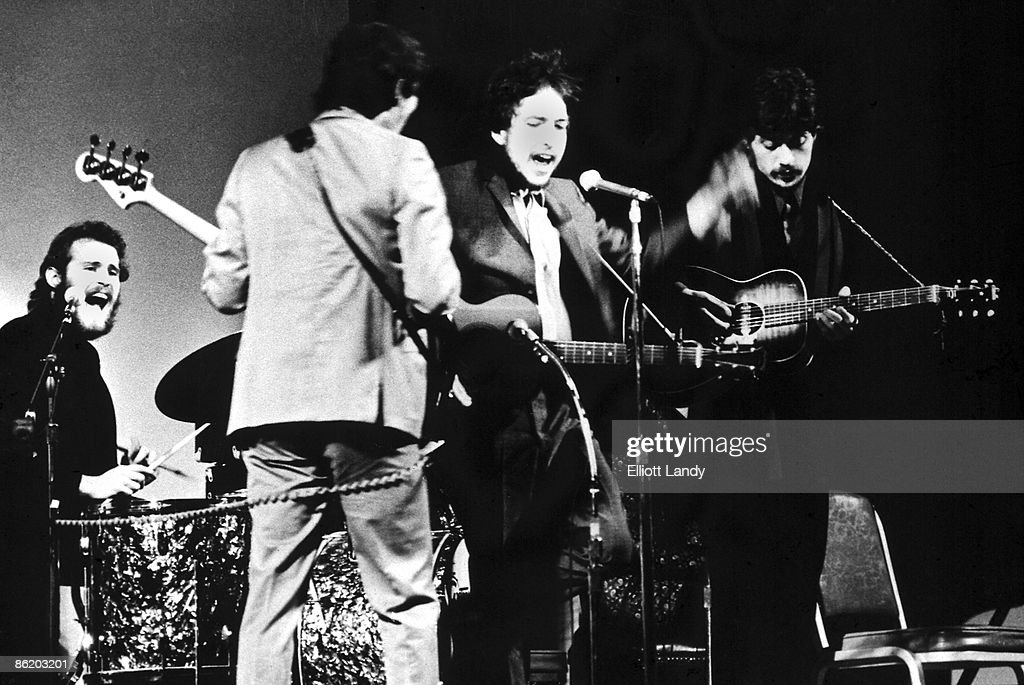 Photo of Bob DYLAN and BAND : News Photo
