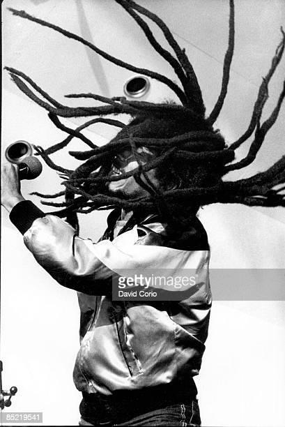 PALACE Photo of Bob MARLEY Bob Marley live at Crystal Palace Bowl London May 1980 EDITORIAL