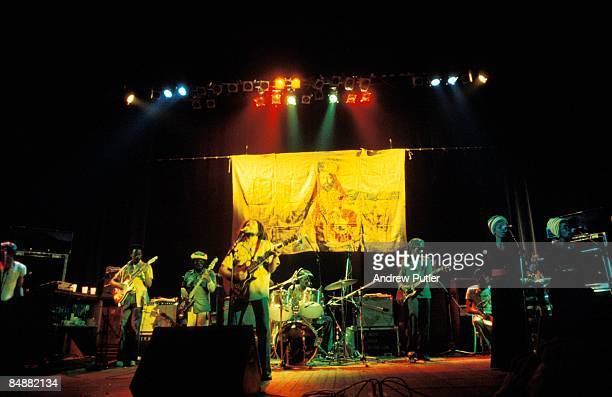 ODEON Photo of Bob MARLEY performing live on stage