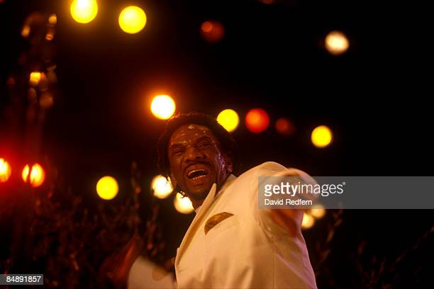 FESTIVAL Photo of Bobby BYRD Bobby Byrd Live Colour