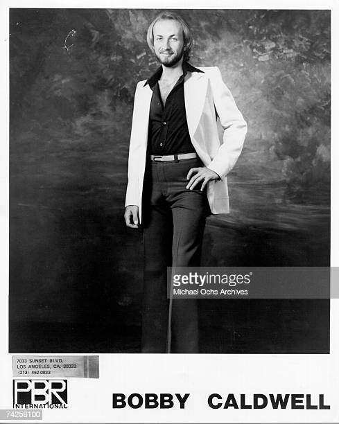 Photo of Bobby Caldwell Photo by Michael Ochs Archives/Getty Images