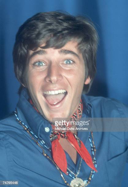 Photo of Bobby Sherman Photo by Michael Ochs Archives/Getty Images