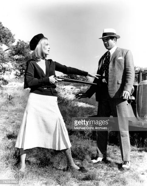 Photo of Bonnie & Clyde Photo by Michael Ochs Archives/Getty Images