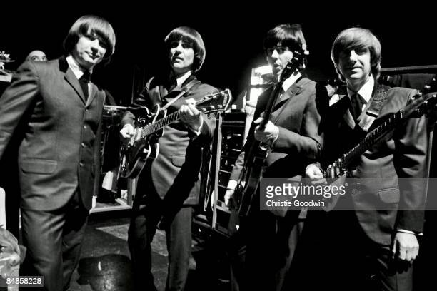 INDIGO2 Photo of BOOTLEG BEATLES and Hugo DEGENHARDT and Andre BARREAU and David CATLIN BIRCH and Neil HARRISON Tribute band The Bootleg Beatles...