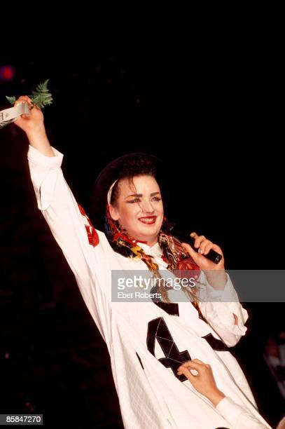 Photo of BOY GEORGE and CULTURE CLUB