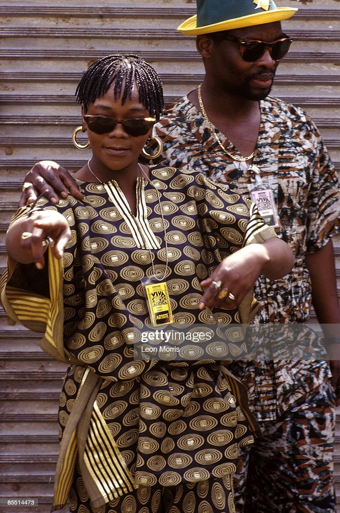 Photo of Brenda FASSIE News Photo - Getty Images