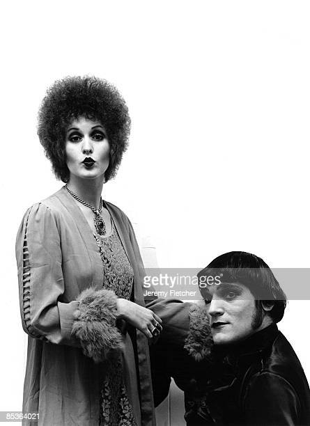 Photo of Brian AUGER and Julie DRISCOLL w/ Brian Auger
