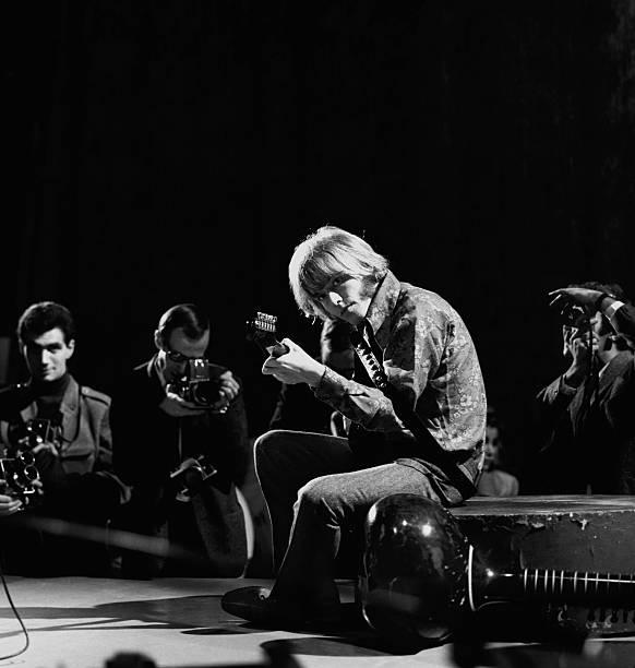 Photo of Brian JONES and ROLLING STONES
