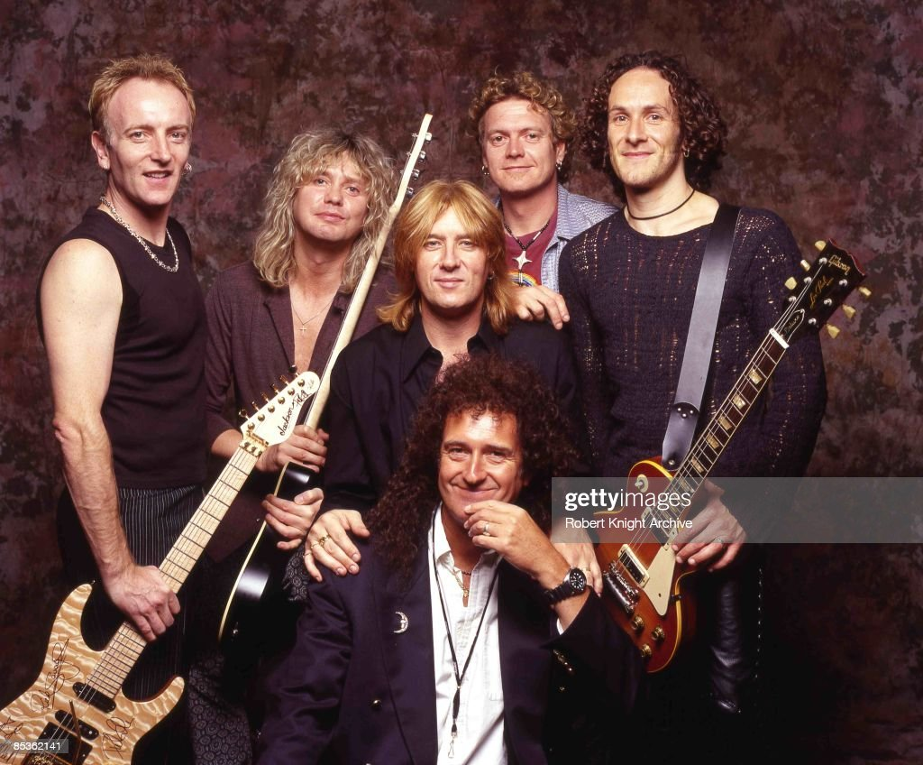 Photo of Brian MAY and DEF LEPPARD : News Photo