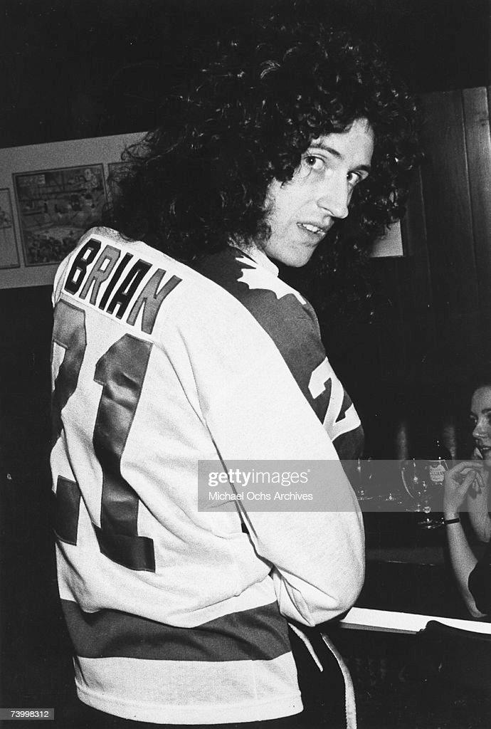 Photo of Brian May : News Photo