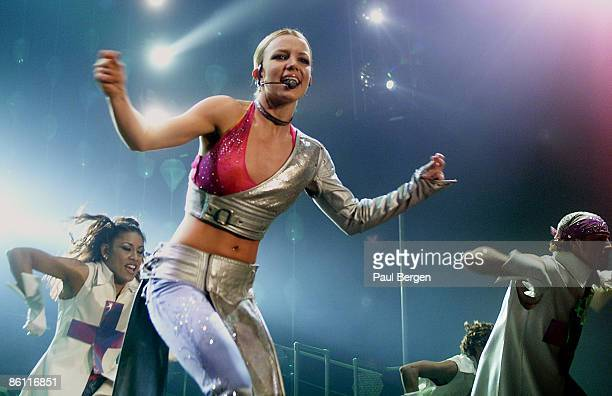Photo of Britney SPEARS performing live in Gent