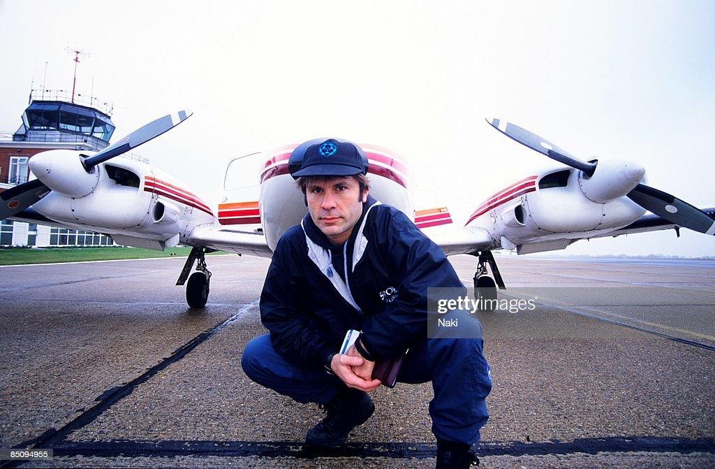 Photo of Bruce DICKINSON : News Photo