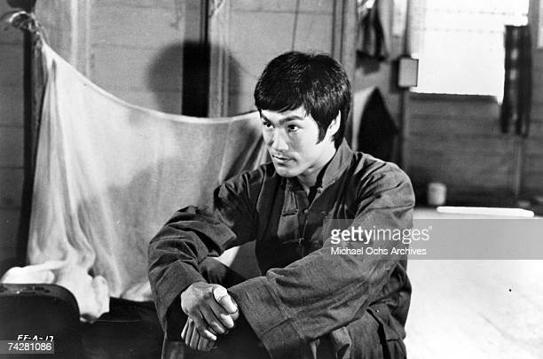 Photo of Bruce Lee Photo by Michael Ochs Archives/Getty Images