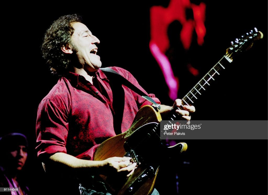 ARNHEM Photo of Bruce SPRINGSTEEN, /BRUCE