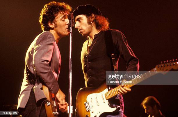 GARDEN Photo of Bruce SPRINGSTEEN and LITTLE STEVEN and Steven VAN ZANDT with Steven Van Zandt EStreet Band performing live onstage at Muse 'No...