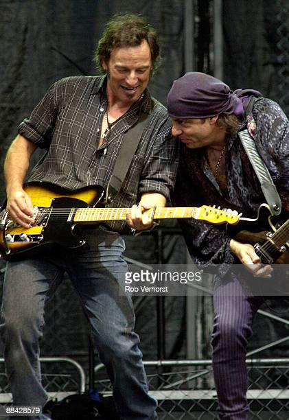 ROTTERDAM Photo of Bruce SPRINGSTEEN Bruce Springsteen Kuip 6052003