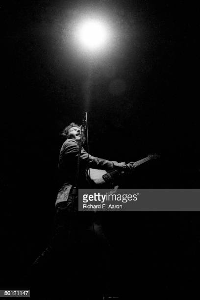 GARDEN Photo of Bruce SPRINGSTEEN performing live onstage on Darkness At The Edge Of Town tour