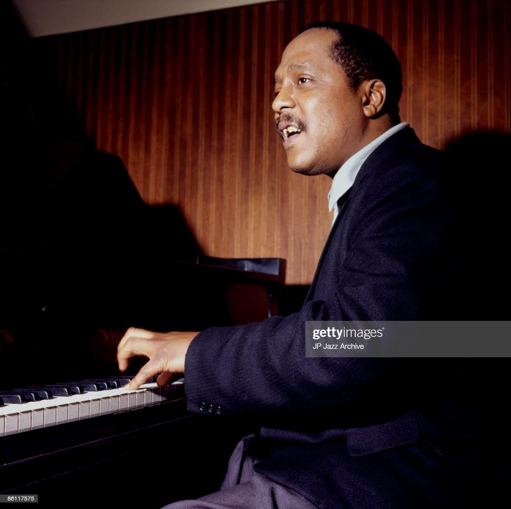 OUT Photo of Bud Powell 9; Bud Powell Copenhagen April 26 1962