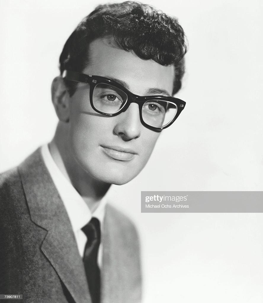 1958, New York, Buddy Holly : News Photo