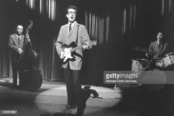 Photo of Buddy Holly The Crickets Photo by Michael Ochs Archives/Getty Images