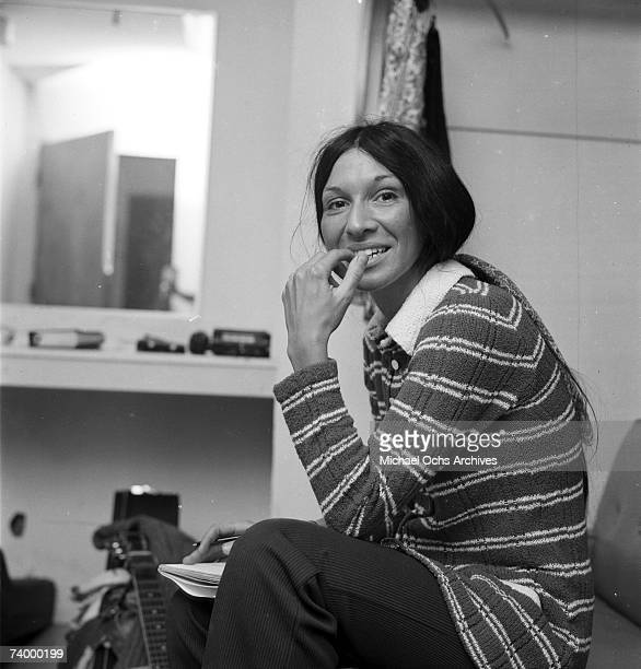 Photo of Buffy SainteMarie