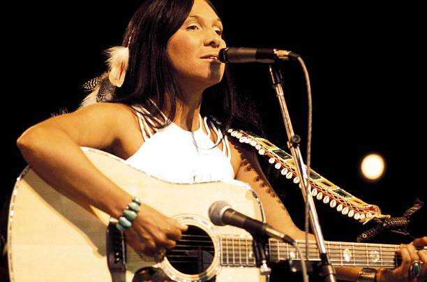 Photo of Buffy ST MARIE