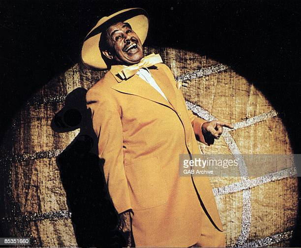 Photo of Cab CALLOWAY performing live on stage