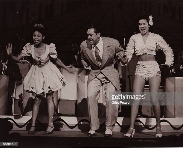 Photo of Cab CALLOWAY performing live onstage